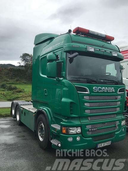 Scania R 620 LA6X2HNB