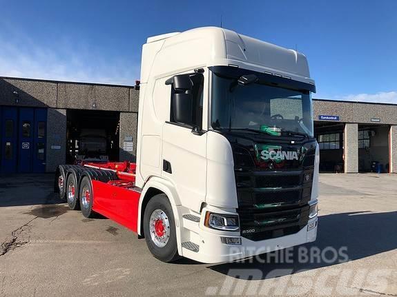 Scania R500B8X4*4NB