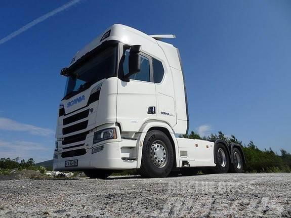 Scania R520A6x2NB