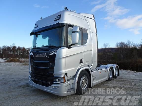 Scania R520A6x2NB ADR FL ny bil