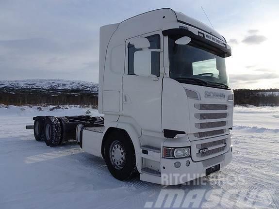 Scania R520B6X2HNB