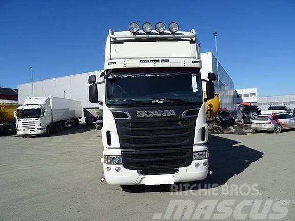 Scania R560 med Krone henger
