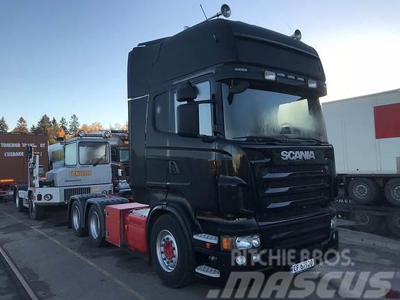 Scania R560A6x4NB