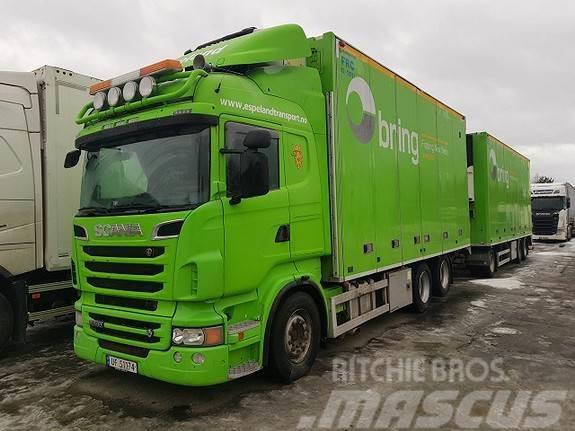 Scania R560LB6X2HLB