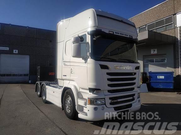 Scania R580 Topline LA6x2HNB