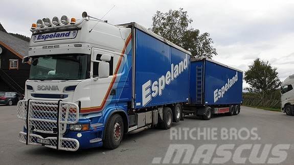 Scania R730 LB6X2HNB