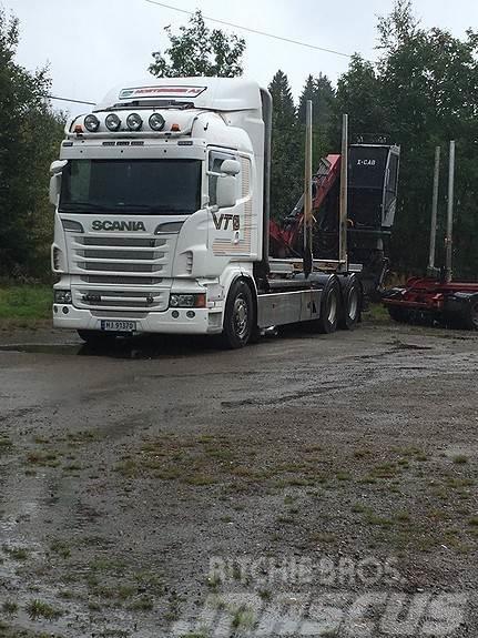 Scania R730LB6X4HNB
