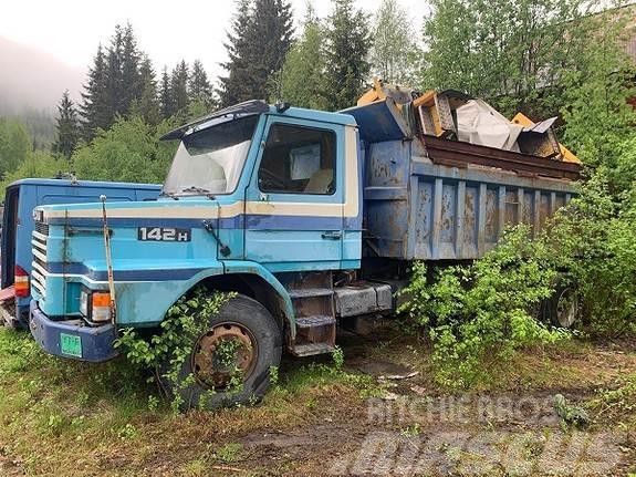 Scania T 142 H 6X2