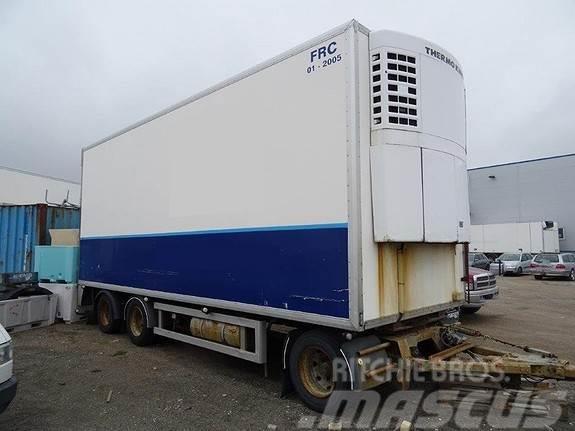Scania Trailer-bygg slephenger