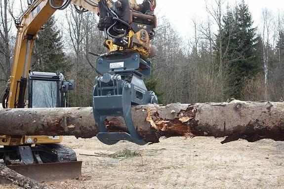 Uniforest tømmerklo 1300PRO