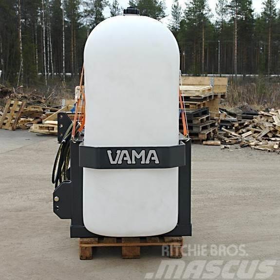 Vama vanntank med pumpe