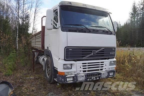 Volvo FH12 6x2 Chassis