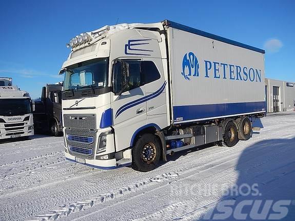 Volvo FH16 6x2, aa 4600, Vang flispåbygg,