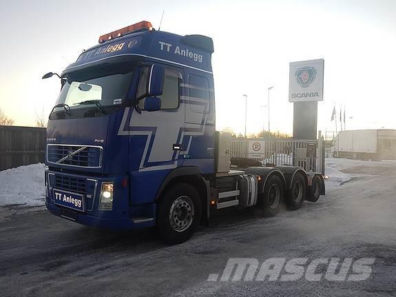 Volvo FH16 6X4+1, AA 3200,trekkvogn