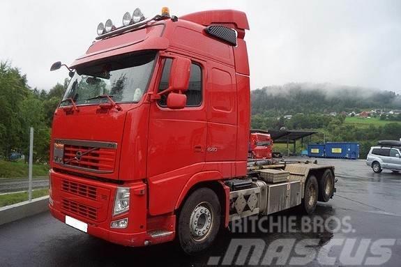Volvo FH540 6x2 krokbil