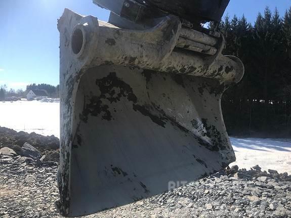 Volvo puss skuffe