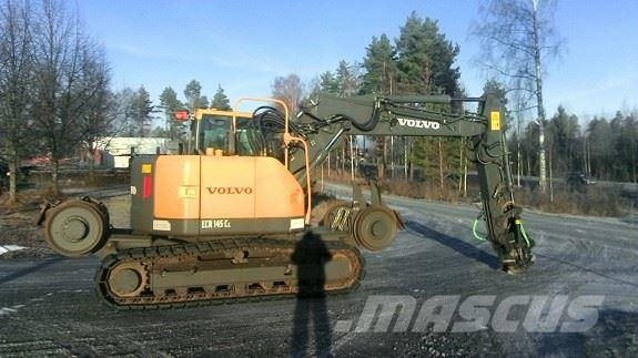 Volvo Rail ECR 145 CL