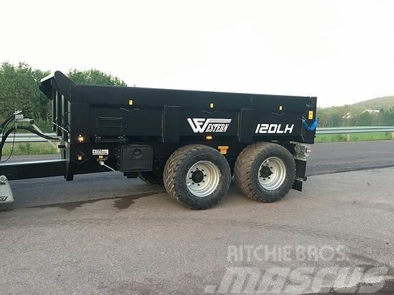 Western 12DLH Hardox dumper