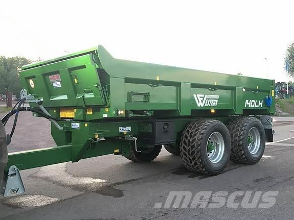 Western 14DL Hardox Proff dumper