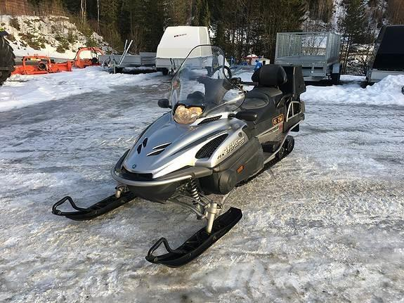 Yamaha Rs viking (nytt belte)