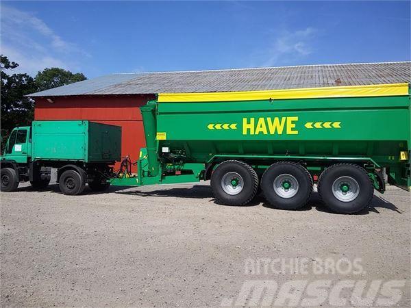 Hawe modeller fra 12 til 40m3 +Model 4000 og 5000 med 4