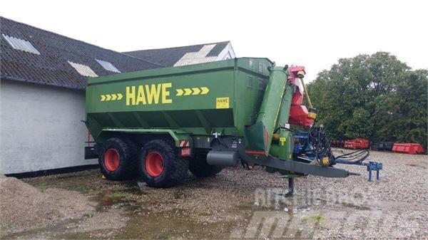 Hawe ULW 2500 gødnings- og såsædsudstyr