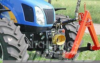 Sauter Til NH og case traktorer