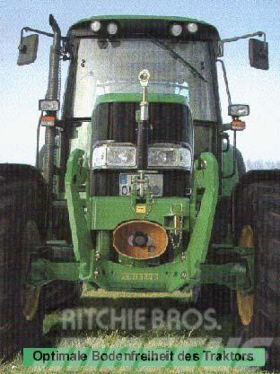 Sauter JD traktorer