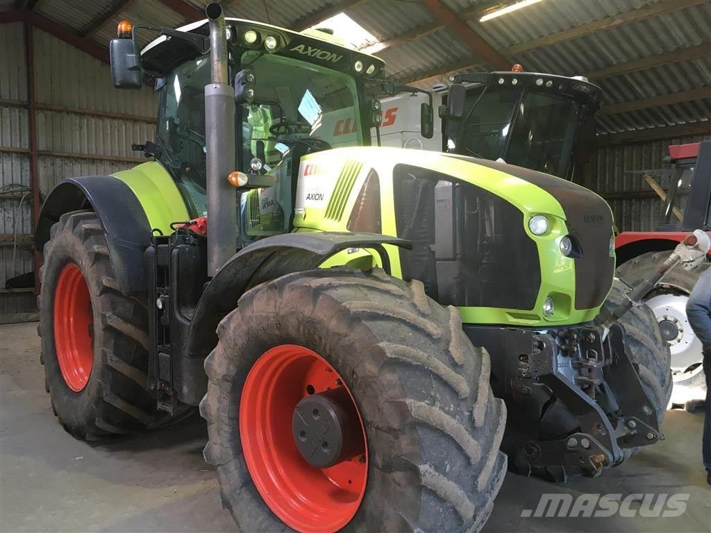 CLAAS Axion 930 c matic