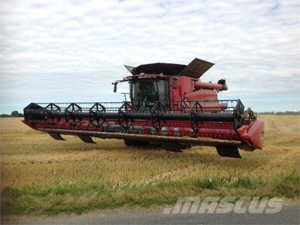 Case IH Axial Flow 8240 35 fod