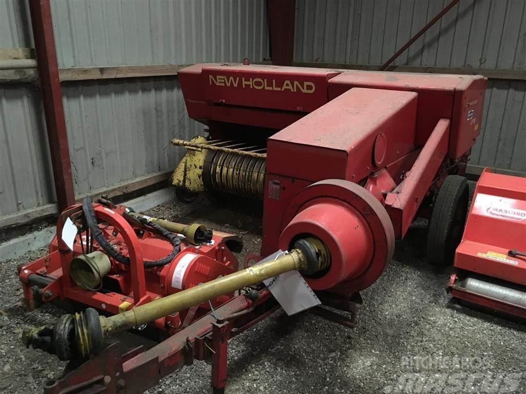 New Holland 276 med vogn