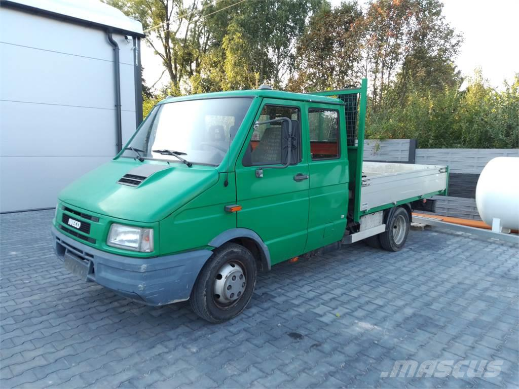 Iveco DAILY 2,8TD 125KM
