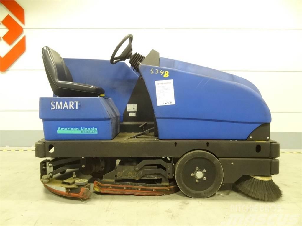 American LINCOLN Alto Smart 40 Sweeper
