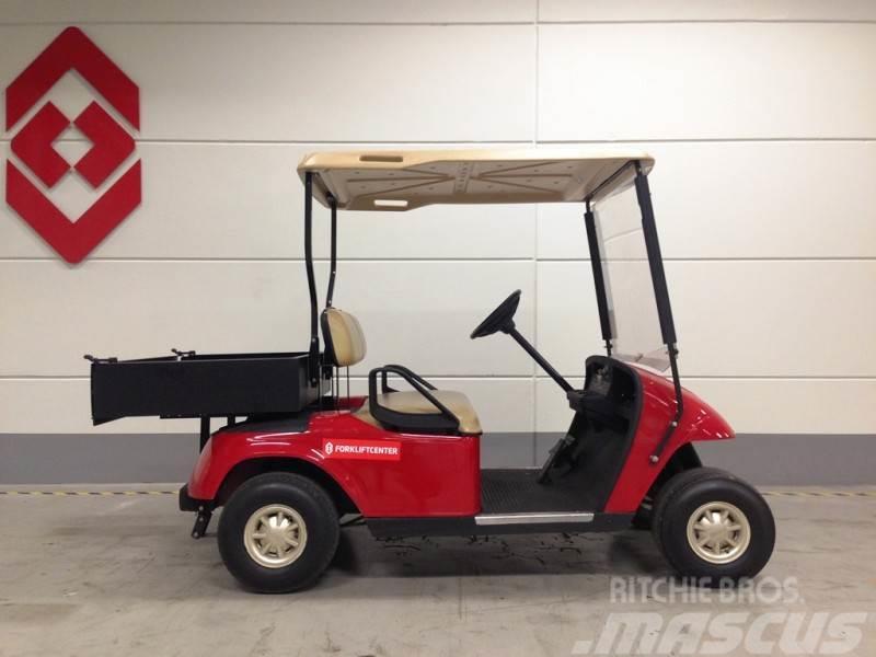 E-Z-GO TXT Golfcar