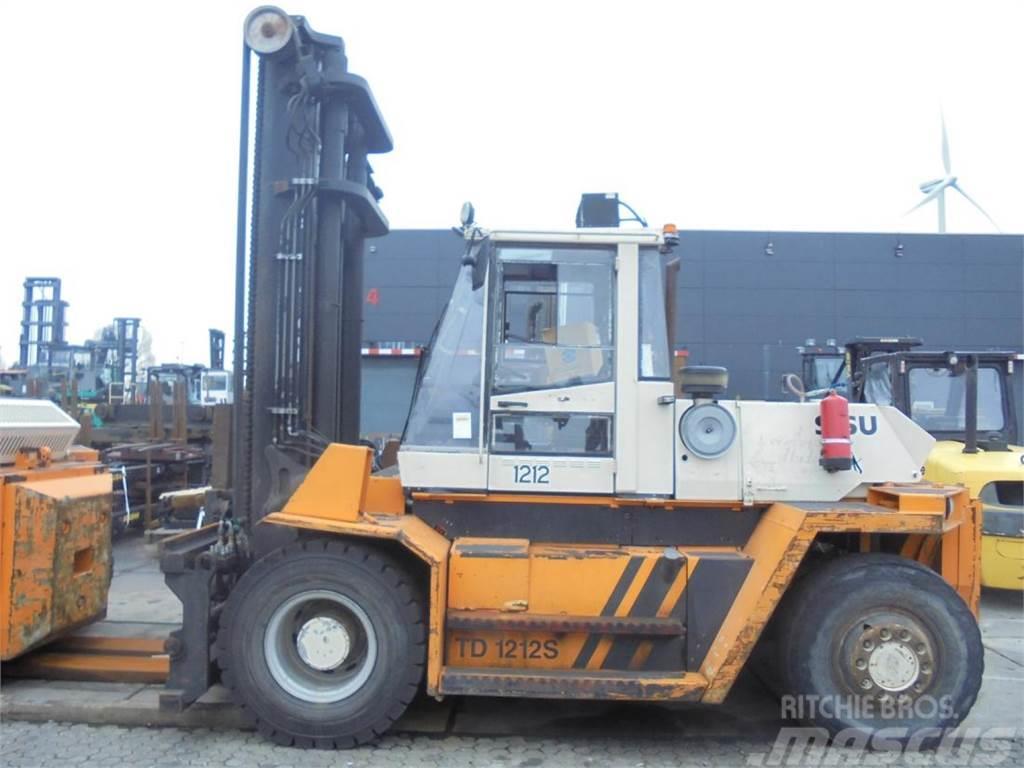 Sisu VALMET TD1212S-A1655