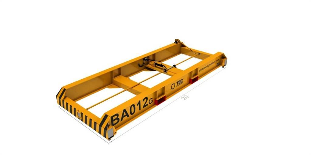 Tec CONTAINER BA-012G (20''FT)