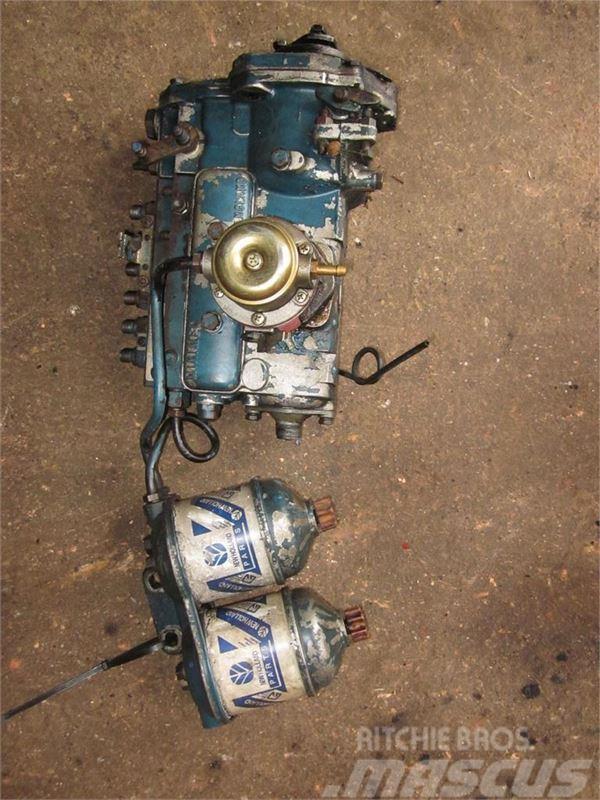 Ford dieselpumpe Ford 8700