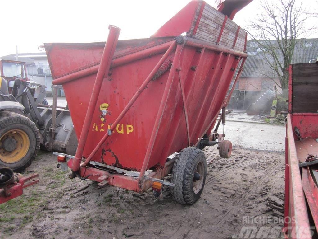 Taarup T 3 side højtipvogn