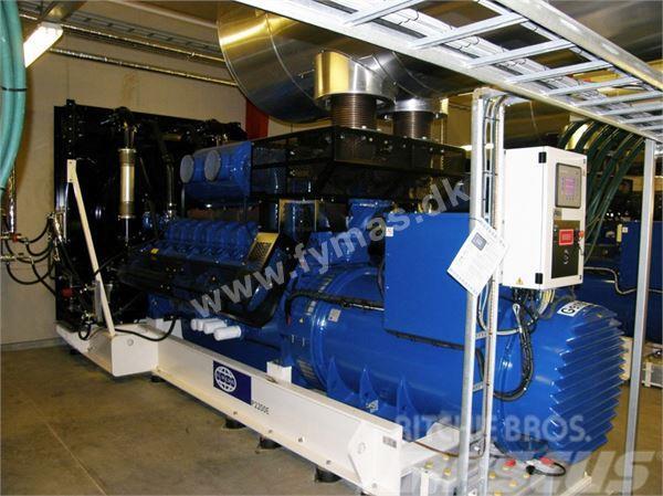 FG Wilson 15 units x 1760 kW / 2200 kVA