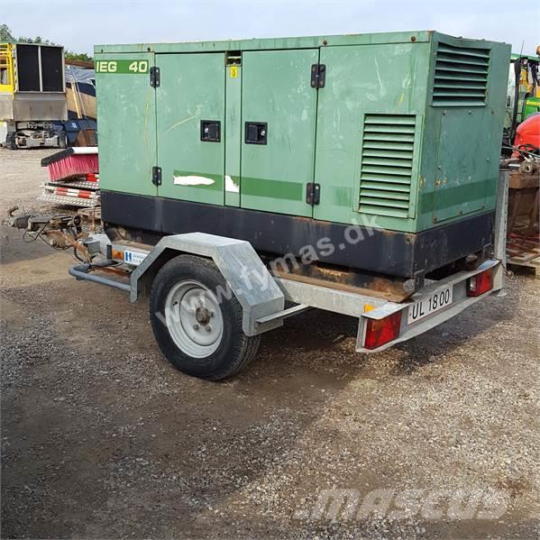 Irmer+Elze + Elze IEG 40 - kVA 40