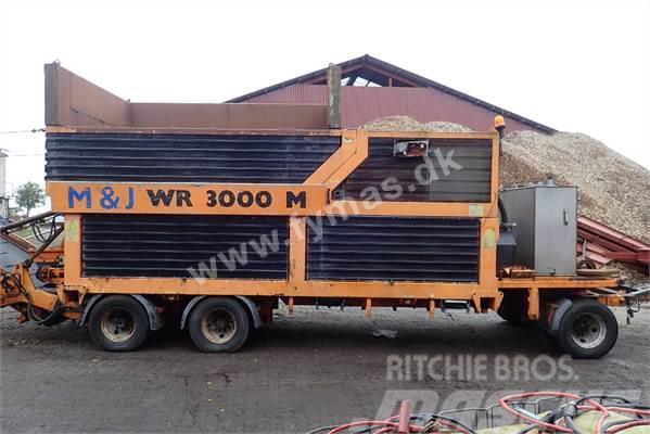 Metso M&J WR3000 M