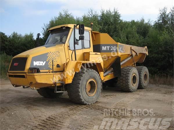 Moxy MT26 - Dæk 750/65R25