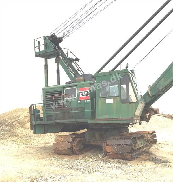 Ruston Bucyrus 61RB