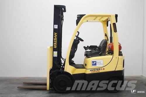Hyster H 1.6 FT Fortens