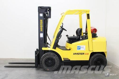 Hyster H 3.50 XM