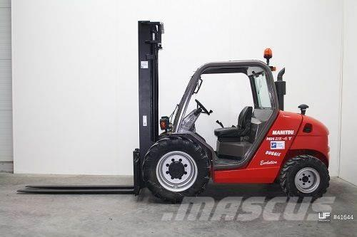 Manitou MH 25-4T