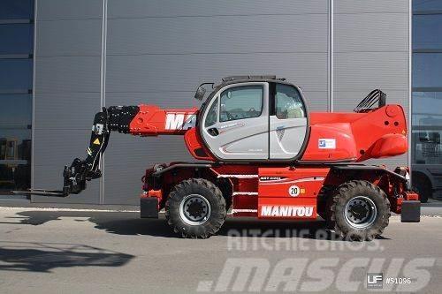 Manitou MRT 2150 Privilege +