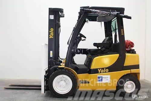 Yale GLP 25 VX