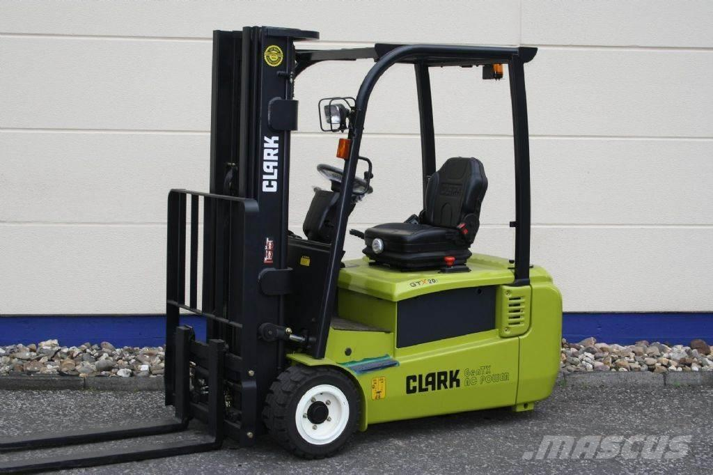 Clark GTX 20 S