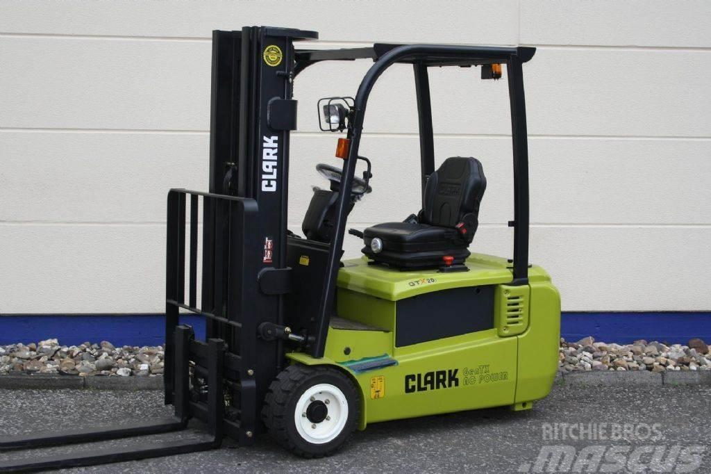 Clark GTX16